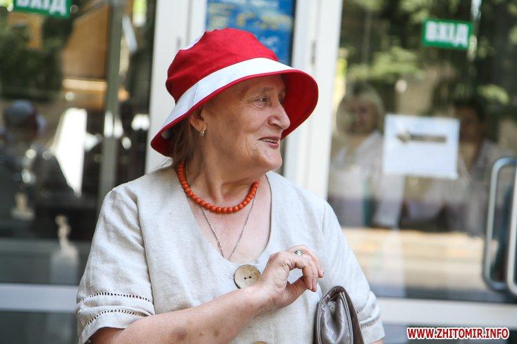 djOsa 03 - Як у Житомирі відкривали дошку Першому Незалежному українському театру
