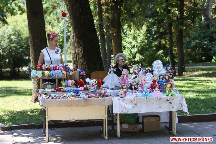 nqnwne 06 - Перший день фестивалю «Пісенний Спас» у житомирському парку культури. Фоторепортаж