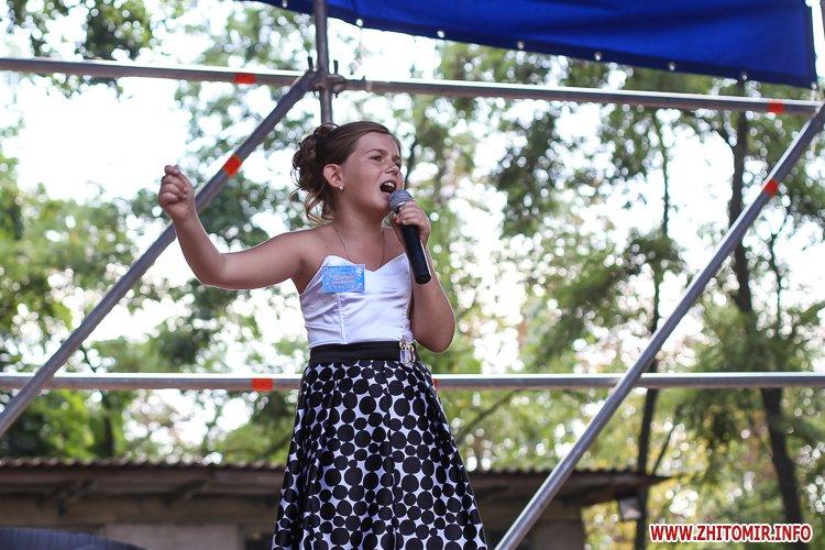 nqnwne 09 - Перший день фестивалю «Пісенний Спас» у житомирському парку культури. Фоторепортаж