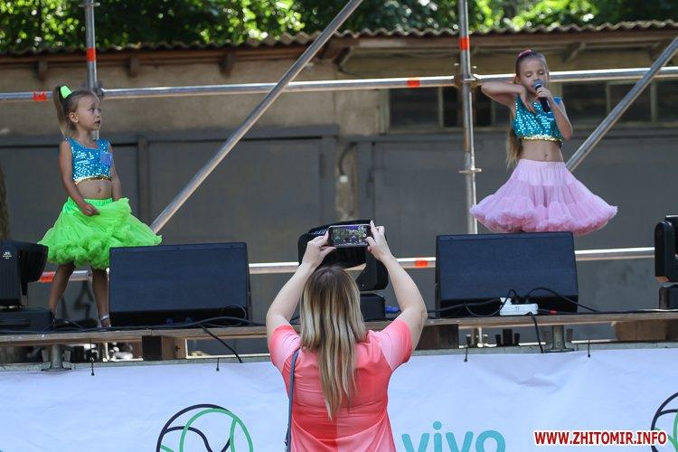 nqnwne 13 - Перший день фестивалю «Пісенний Спас» у житомирському парку культури. Фоторепортаж