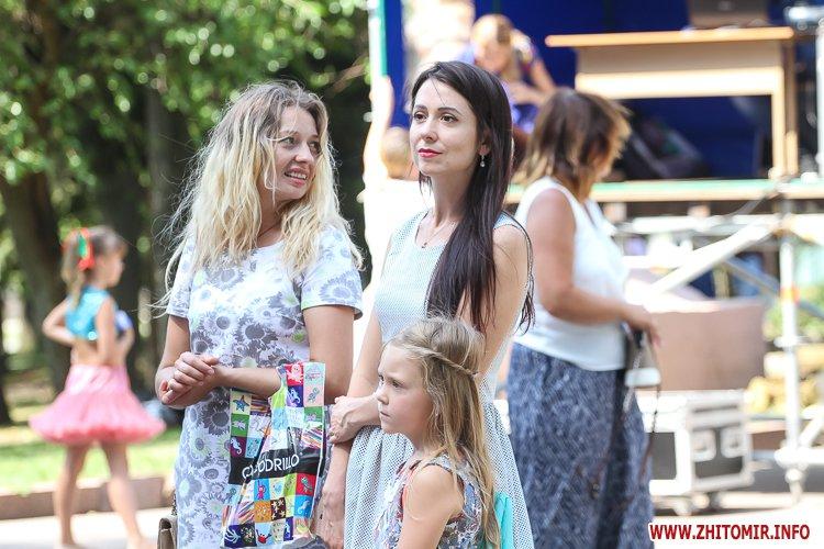 nqnwne 15 - Перший день фестивалю «Пісенний Спас» у житомирському парку культури. Фоторепортаж