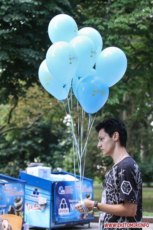 nqnwne 17 - Перший день фестивалю «Пісенний Спас» у житомирському парку культури. Фоторепортаж