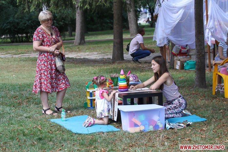 nqnwne 20 - Перший день фестивалю «Пісенний Спас» у житомирському парку культури. Фоторепортаж