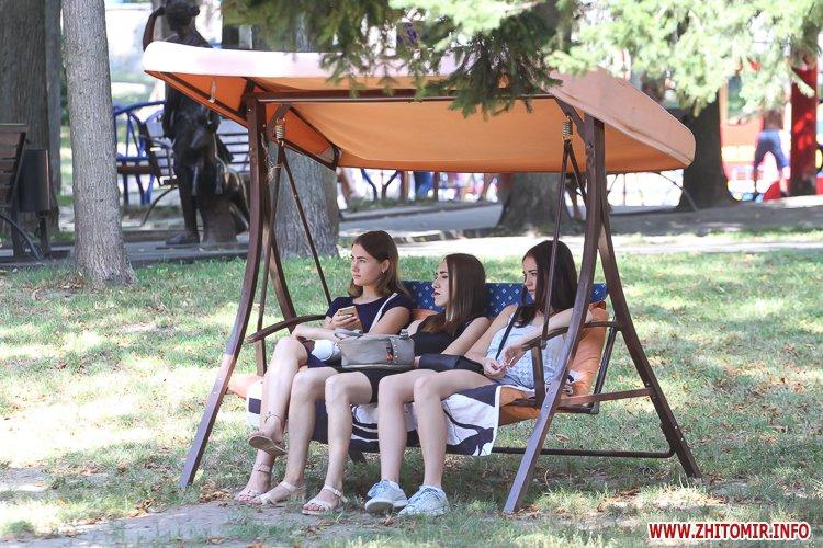 nqnwne 23 - Перший день фестивалю «Пісенний Спас» у житомирському парку культури. Фоторепортаж