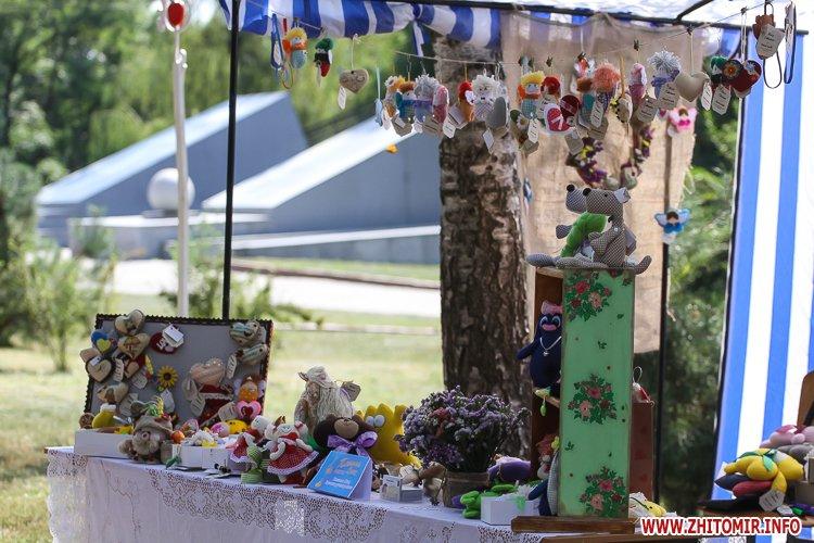 nqnwne 25 - Перший день фестивалю «Пісенний Спас» у житомирському парку культури. Фоторепортаж