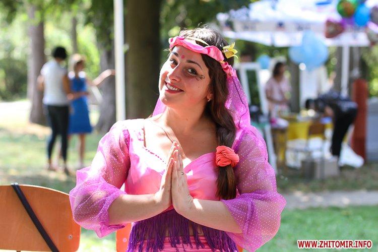 nqnwne 28 - Перший день фестивалю «Пісенний Спас» у житомирському парку культури. Фоторепортаж