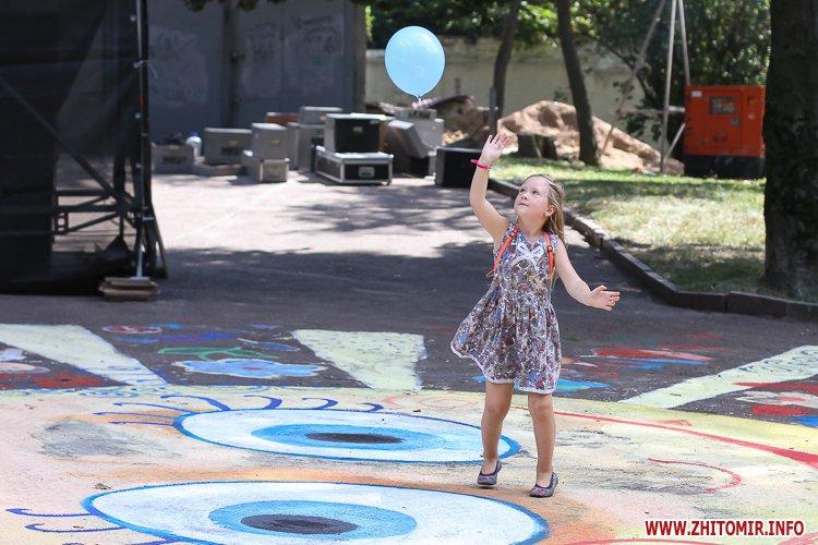 nqnwne 33 - Перший день фестивалю «Пісенний Спас» у житомирському парку культури. Фоторепортаж