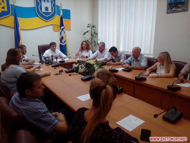 mSydil 15 - До Дня міста житомирська фірма за 1,3 млн грн покладе бруківку на Театральній