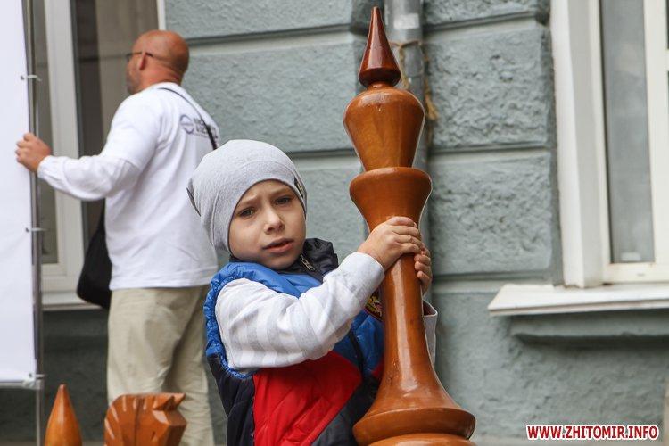 Zahodu mihailovska 03 - Як житомиряни на Михайлівській День незалежності святкують. Фоторепортаж