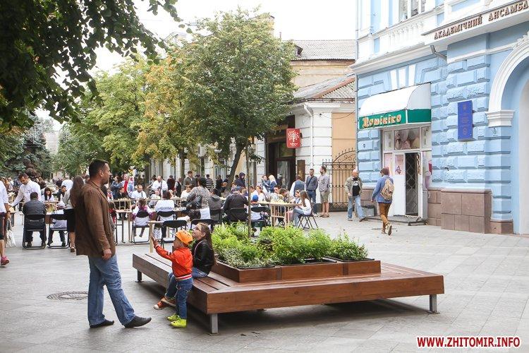 Zahodu mihailovska 22 - Як житомиряни на Михайлівській День незалежності святкують. Фоторепортаж