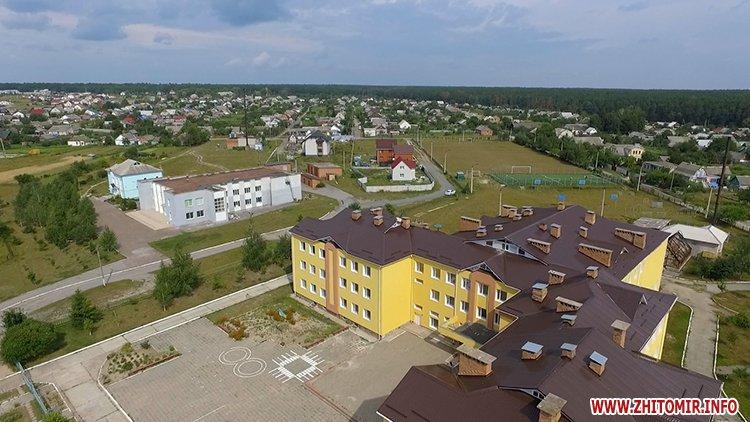 Decentral 07 - Житомирська область займає лідируючу позицію у рейтингу щодо формування об'єднаних територіальних громад