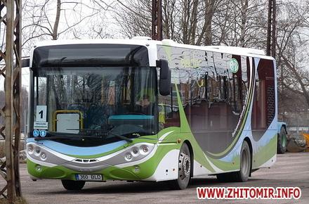 2017 09 18Lbus CS10E1 w440 h290 - ТТУ повторно спробує закупити два електробуси для Житомира – попередні торги відмінили