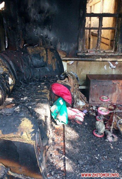 kertY 8 - У Житомирській області господарі не вимкнули сушку для грибів і залишилися без даху над головою