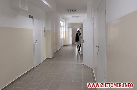 2017 09 22laborat cen 01 w440 h290 - У райцентрі Житомирської області в лікарні померла дворічна дитина
