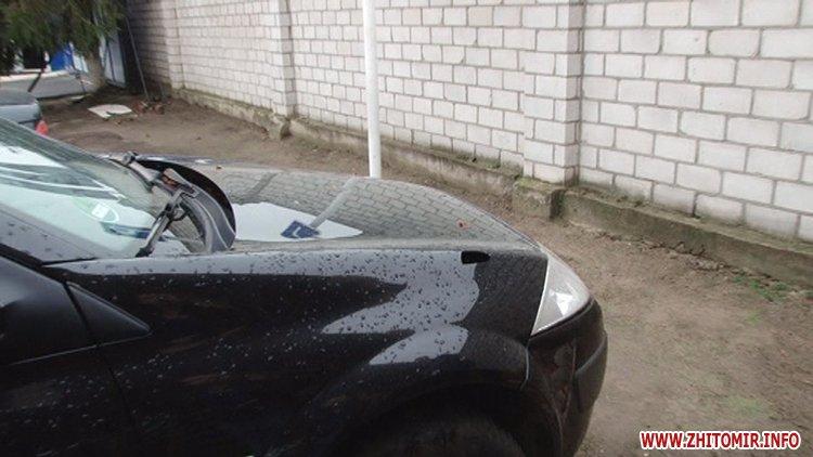 grad ciklon 3 - Південний циклон, який приніс аномальний град, продовжує кружляти над Житомирською областю