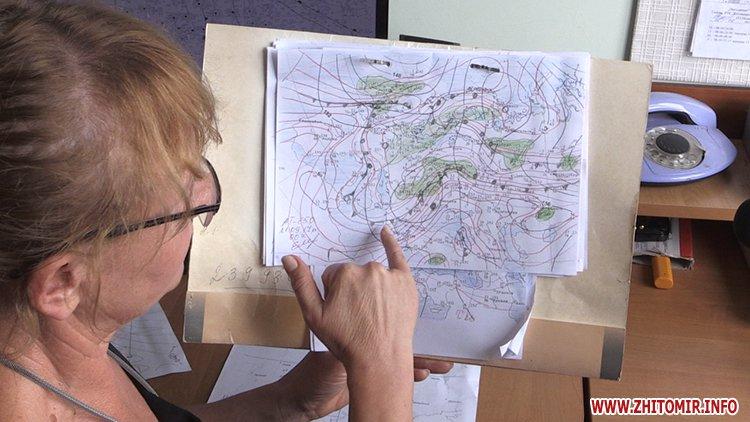 grad ciklon 5 - Південний циклон, який приніс аномальний град, продовжує кружляти над Житомирською областю