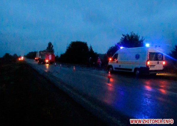 PM61677 2 - У Житомирському районі міжнародний автобус насмерть збив жінку