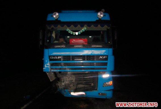 ginZag 1 - У Житомирському районі міжнародний автобус насмерть збив жінку