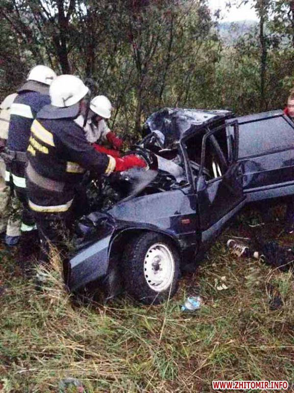 ginZag 5 - У Житомирському районі міжнародний автобус насмерть збив жінку