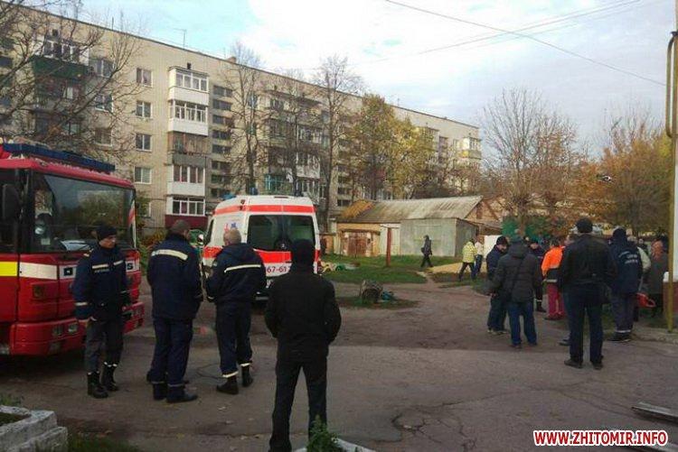 hoVzd 1 - Хвору жительку Житомирської області, яка важить майже 400 кг, через вікно виймали з квартири