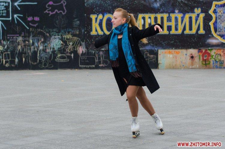 fiGur 1 - Житомирські фігуристи за грантові кошти придбали 2 пари роликових ковзанів і готуються до змагань у Києві