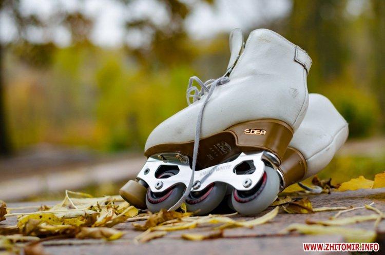 fiGur 5 - Житомирські фігуристи за грантові кошти придбали 2 пари роликових ковзанів і готуються до змагань у Києві