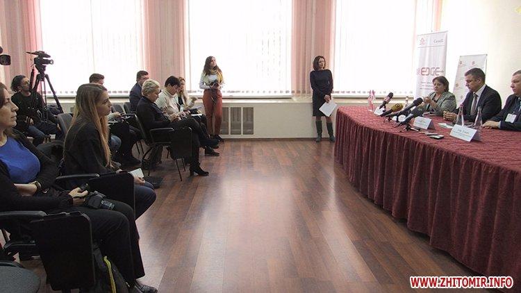 joan royluing 4 - Міністр і представники фундації Джоан Роулінг у Житомирі розповіли про пілотний проект з реформування інтернатів