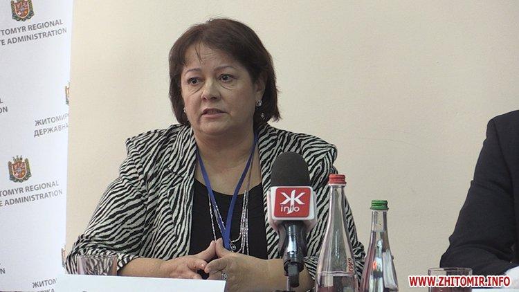 joan royluing 5 - Міністр і представники фундації Джоан Роулінг у Житомирі розповіли про пілотний проект з реформування інтернатів