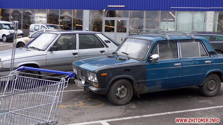 lkas 05 - Як у Житомирі дотримуються закону щодо паркування на місцях для людей з інвалідністю