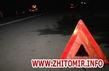 51b4b180f26b2c1cd2a20fb6ef063ce9 w440 h290 - На трасі Київ-Ковель у Житомирській області MAN насмерть збив пішохода