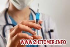 16bdbc963d995f105acbdded9765a2c1 w440 h290 - З початку року в Житомирській області зареєстровано 75 випадків кашлюку
