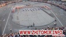 2ca466357aa7535fb6fa11cbc759e19a w440 h290 - На відзначення державних свят у Житомирі наступного року планують витратити мільйон, на міські свята – 2,6 млн грн