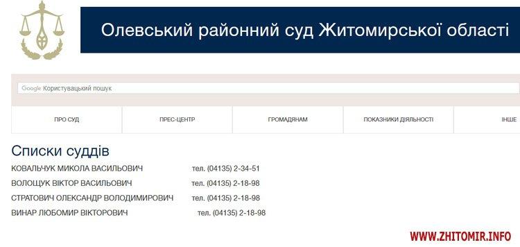 5a4020978c1c4 - Об'єднана громада у Житомирській області розбагатіла на 2,5 млн грн на продажу приміщення суду