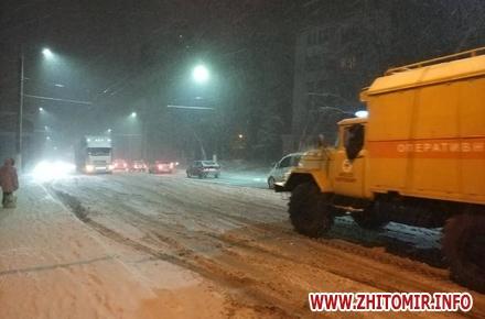 32c8dd3ed906d082d4a5ea7aadf8617e w440 h290 - У Житомирській області без світла залишились 20 населених пунктів, рятувальники витягли з заметів більше 80 автомобілів