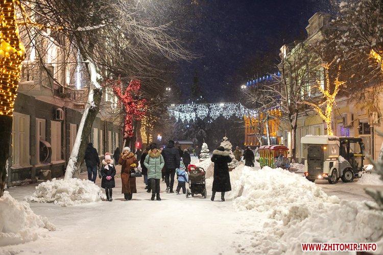 5a4049d19a8f6 - Депутаты на сессии, Житомир замело снегом, елка и открытие Рождественской ярмарки. Фото недели