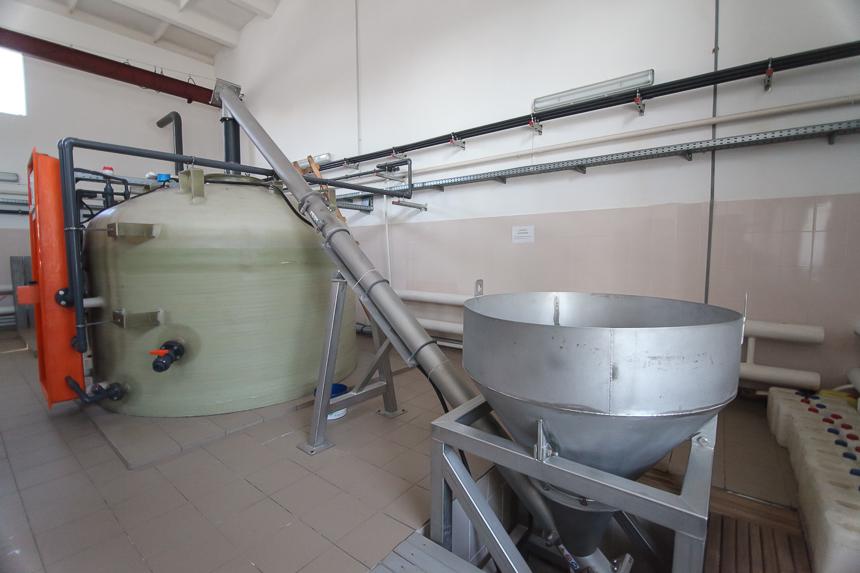 как очищают воду на Водоканале в Житомире