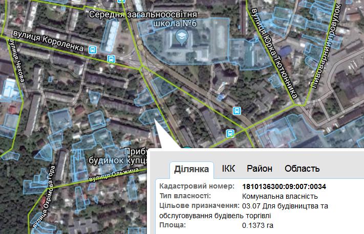 5b14f86547f45 - У Житомирі на Старовільській може з'явитися нова багатоповерхівка