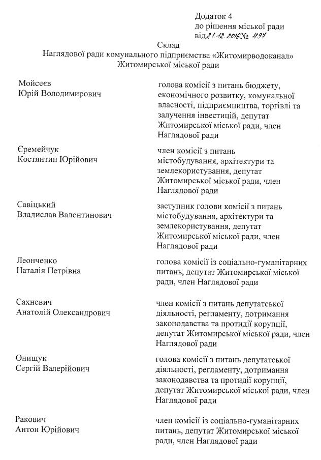 5b153002ea9e7 - Наглядова рада КП «Житомирводоканал» не змогла зібратися, активісти пішли до радника мера