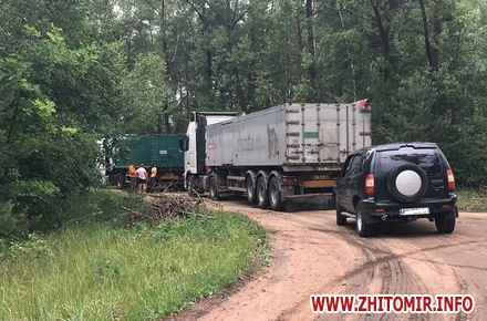 acf6f204512a5039b4b7bf1f6424fb0f w440 h290 - У Житомирській області лісова охорона зупинила сміттєвози з львівськими номерами