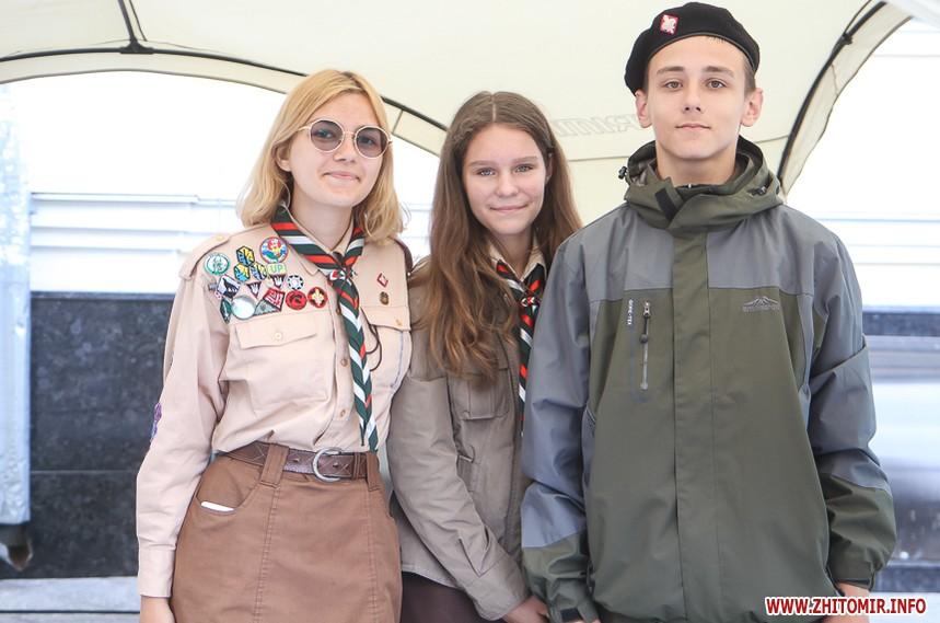 День молодежи Житомир