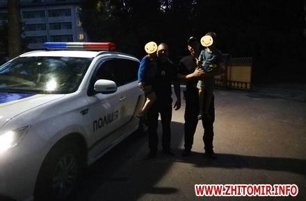 94b8c6df217e33b05d889fc36e475f6a preview w440 h290 - Житомирські поліцейські оперативно розшукали двох 8-річних хлопчиків, які зникли з санаторію