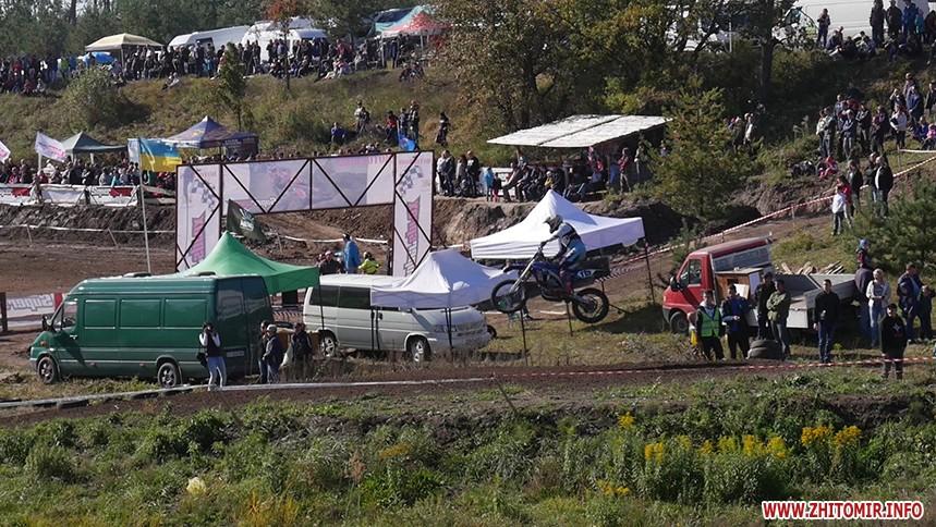 Мотокросс в Житомире 2018