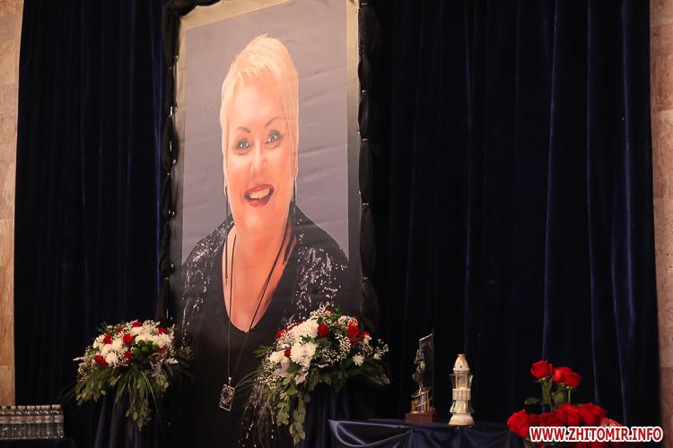 Марина Поплавская похороны
