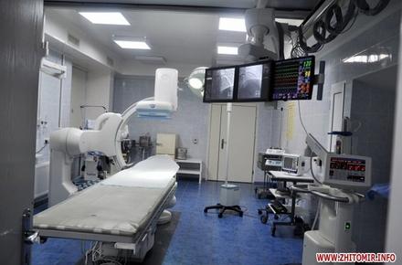 204e3c9444ba6061ebd7093c6f2072c2 preview w440 h290 - Лікарі запевняють, що після відкриття інфарктного центру в Житомирській області втричі зменшилася смертність від інфарктів
