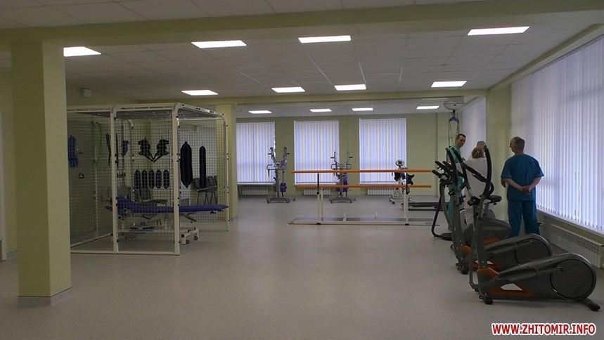 5bf03d504c9cf original w859 h569 - «Глазурований» Житомир, відкриття Центру вертебрології й дитсадка на Крошні. Фото тижня