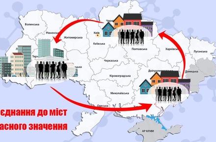 d7e9cec59b59b66efcba9e4ca3008053 preview w440 h290 - Ще чотири міста в Житомирській області можуть стати ОТГ