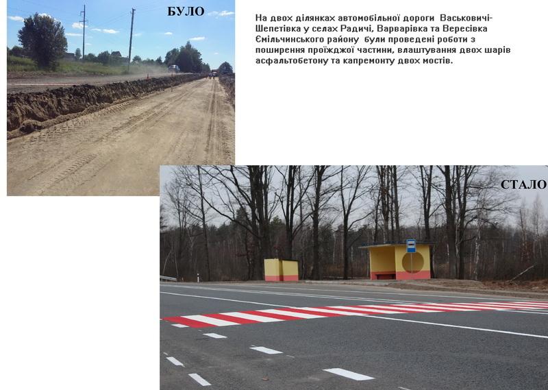 5c0e41e429a85 original w859 h569 - Служба автомобільних доріг у Житомирській області відзвітувала: за рік відремонтували 35 км доріг