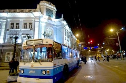 8793b6b3b81c79fa32aa308e78e3bb6c preview w440 h290 - Заступник мера Житомира розповів, як у новорічну ніч ходитимуть тролейбуси