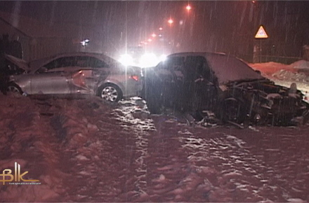 5977a4dcf997dade58d4c141ff004532 preview w440 h290 - Поблизу Бердичева сталося лобове зіткнення двох автомобілів: четверо постраждалих забрала «швидка»