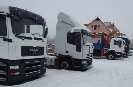 5df3376cbccf16f27926c469fddd19be preview w440 h290 - У Чернівецькій області знайшли вантажівку, яку два місяці тому викрали зі стоянки в Житомирі